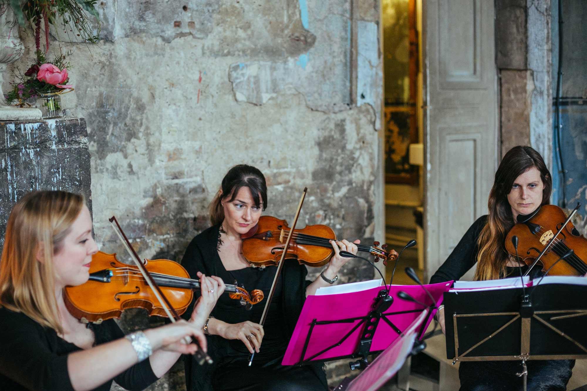 Titanium String Quartet London - Wedding | Corporate Event